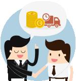 Concreta los gastos de envío y la forma de pago