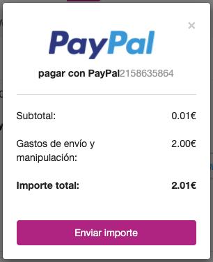 Resumen PayPal