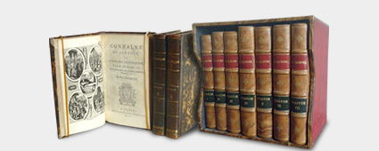 Auctions of Books
