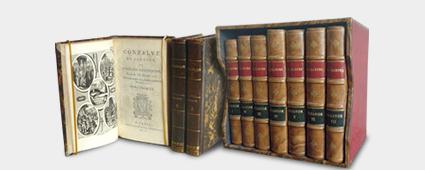 Leilões de Livros